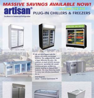 Commercial upright Fridges & Freezers