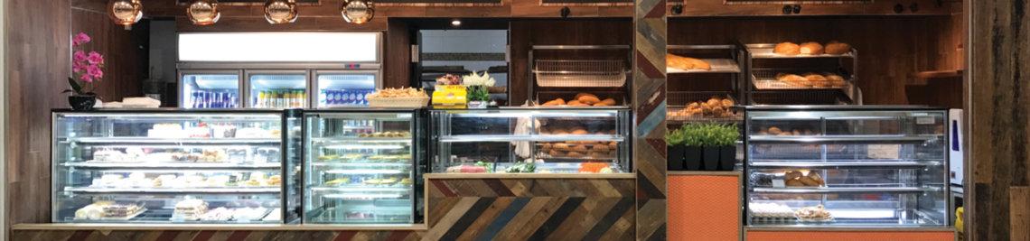 Bakery Food Displays