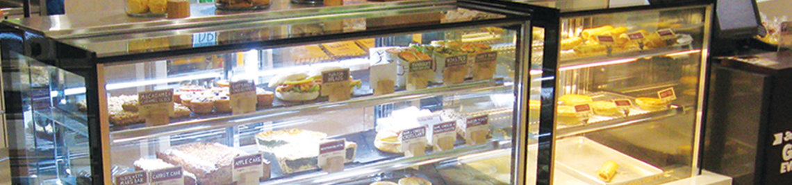 Bakery and Cake Display Counters & Cases