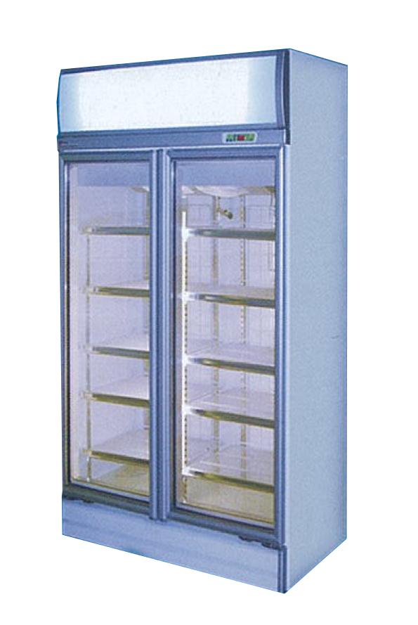 Artisan Glass Door Freezer Is A Premium Commercial Freezer