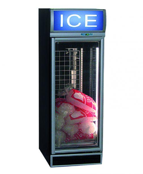 Commercial Glass Door Freezers