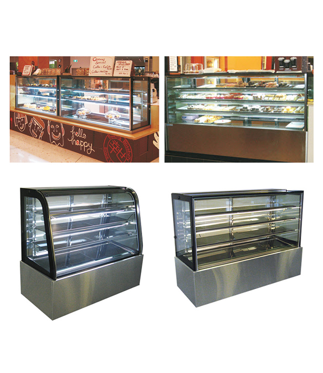 Refrigerated 'Riviera' Display Cases