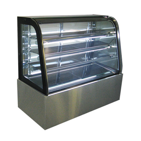 Riviera Display Cases - Cake Display Cases