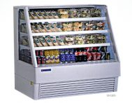 Low Height Open-front Chiller Junior