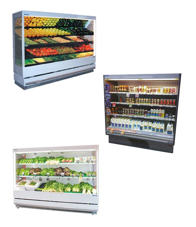 Deluxe Coldmart Fruit & Vege Display Fridge