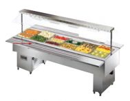 Monaco Heated Bain-marie Buffet