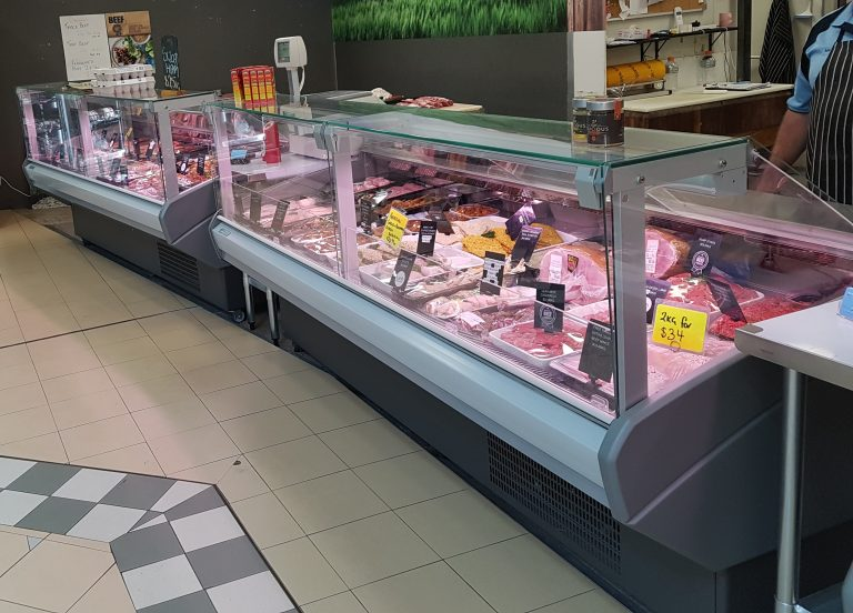 Meat Display Cabinets