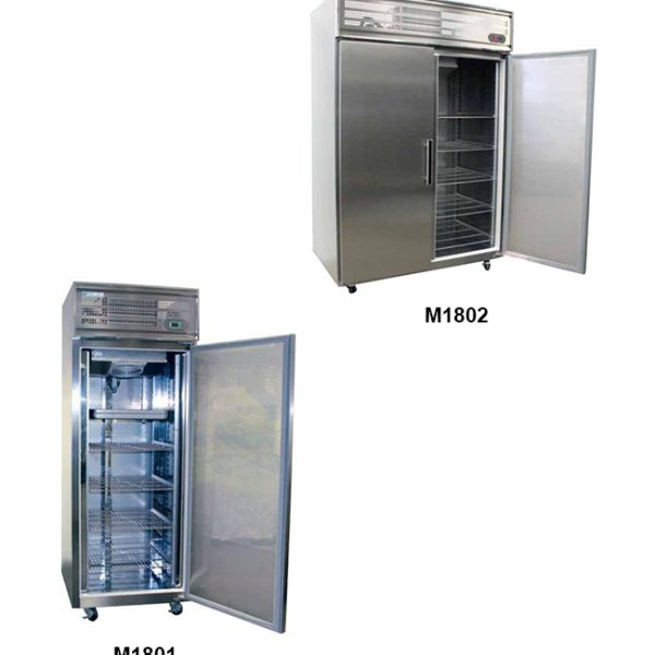Gourmet Large Upright Gastronorm Chiller