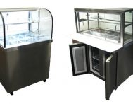 Cuisine Food Display Counters