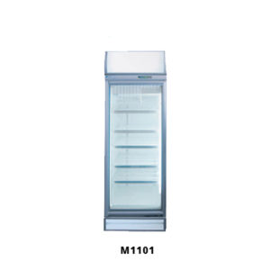 Glass Door Fridges Top Mounted Works