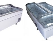 Supermart Island Display Freezers