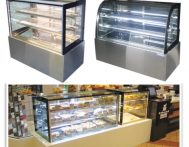 Refrigerated 'Paris' Display Cases