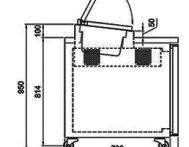 Sorrento diagram food preparation counter