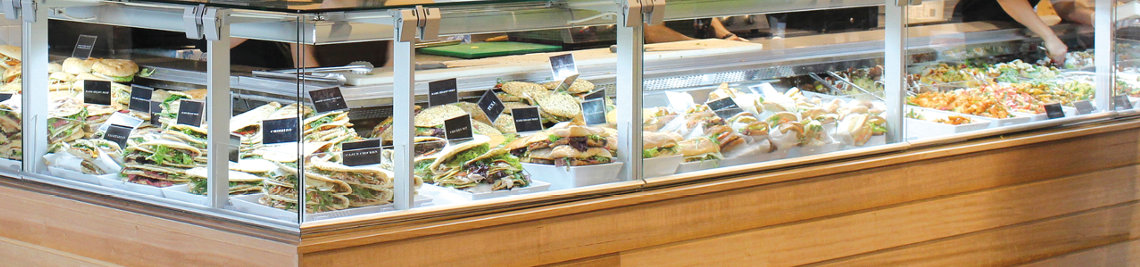 Meat and Deli Display Counters - Commercial Fridges