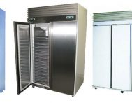 Bakers Buddy Large Upright Chiller