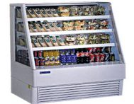 Low Height Open-front Chiller