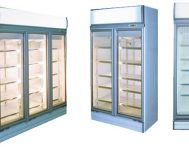 Glass Door Display Fridges
