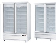 Glass Door Chillers Base-mounted Works