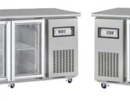Glass Door Under-counter Display Chillers
