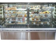 Le Chef' Bakery Display Counters
