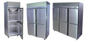 Commercial Freezer for Seafood Shops