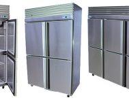 Standard Stainless Steel Storage Freezer