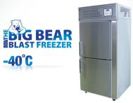 Big Bear Blast Freezer