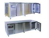 Under-counter Chillers, Freezers & Combos