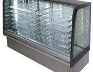 Heated 'Le Chef' Display Cases