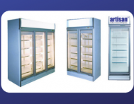 Commercial Upright Fridges & Combos