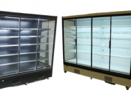 Coldmart Green Shop Fridge for Sale