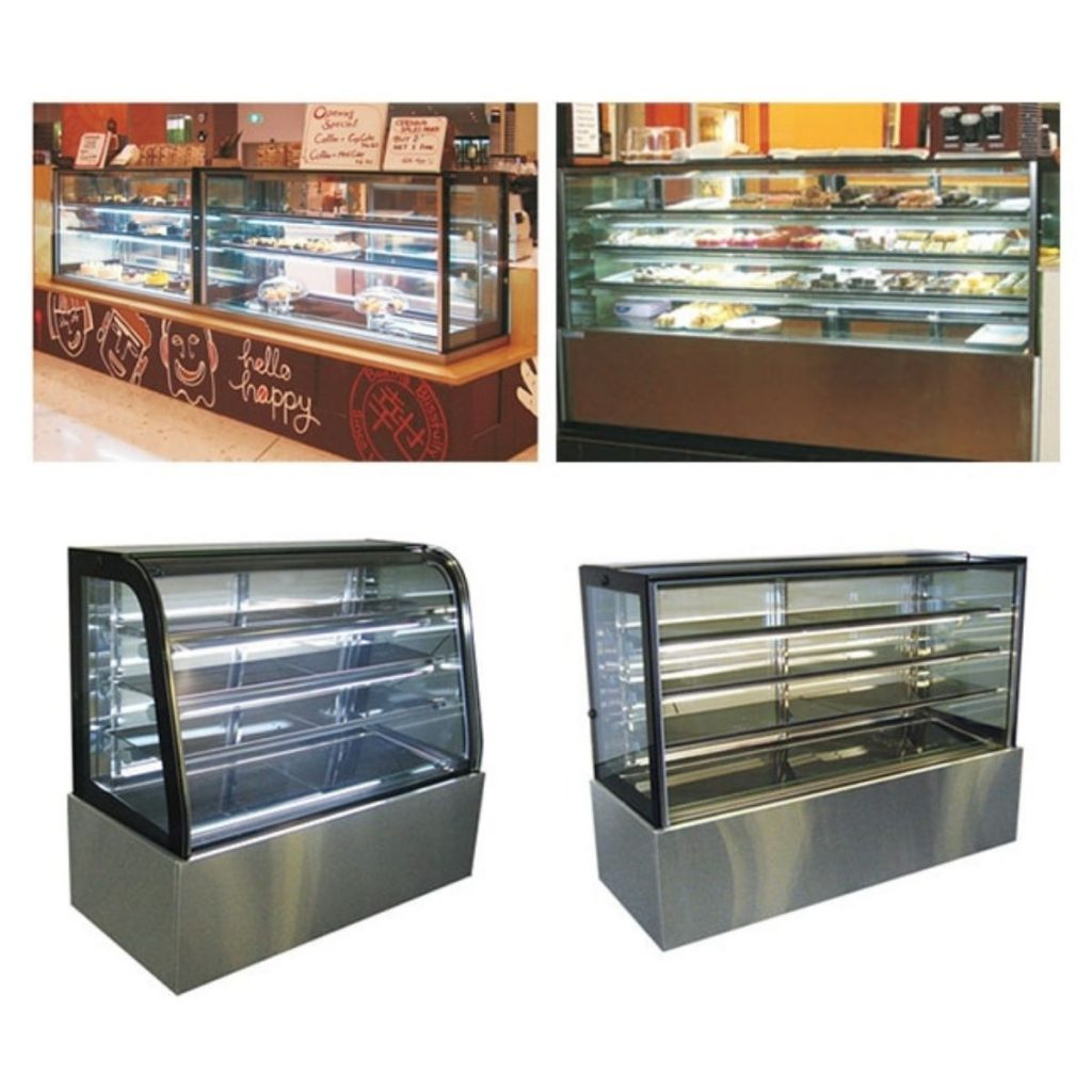 Cake Display Cabinets for Sale