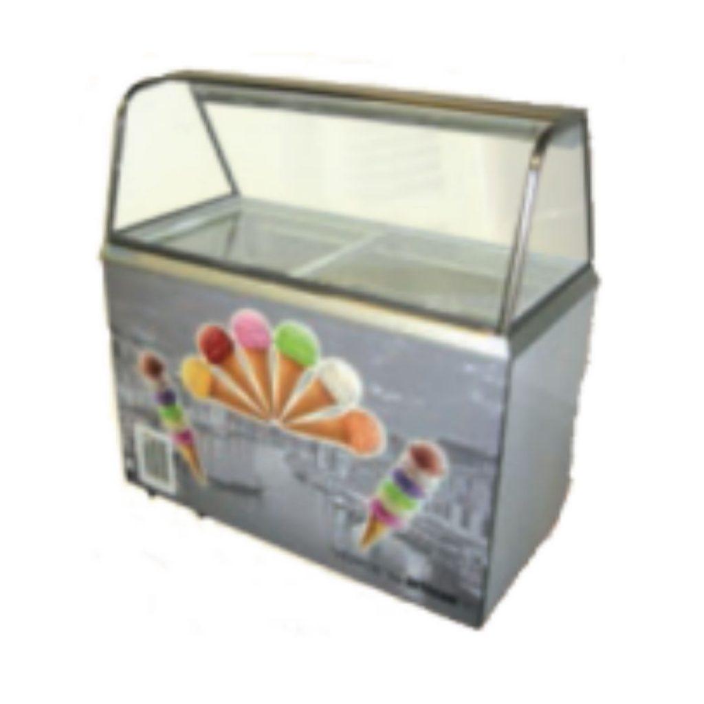 Display Ice Cream Freezers