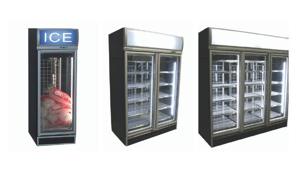 Black Display Freezers for Sale Australia