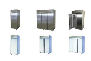 Stainless Steel Storage Fridges