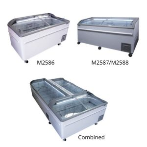 Commercial Chest Freezers for Sale - Premium Chest Display Freezers
